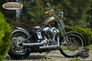 motorbike mustang chopper 03