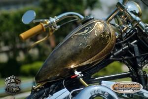 motorbike mustang chopper 10