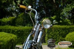 motorbike mustang chopper 11