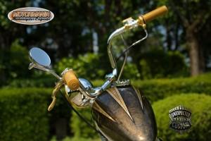 motorbike mustang chopper 16